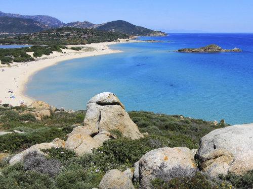 Pobyty - Sardinie - Chia